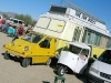 Electric Car Powered by Off Grid Solar Mike at Slab City