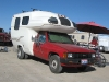 Slab City Toyota Camper at Niland Flea Market