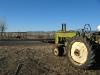 Old John Deer tractor on Arizona Ranch