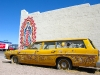 Marfa Texas Art Car