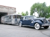 Classic Cadillac and Spartan Trailer