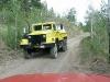 Vickers Upper Ranch Road Mine Ore Truck Jeep Encounter