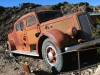 Old Mack Water Truck Desert Bar Parker Arizona