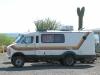 Classic 1979 Dodge TransVan Camper