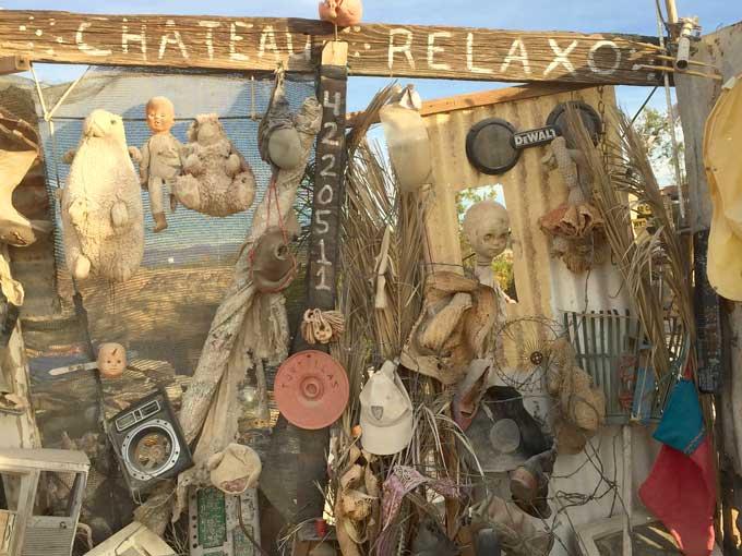 Slab City Chateau Relaxo