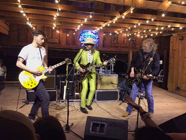 Ray Wylie Hubbard at Luckenbach Texas Dance Hall