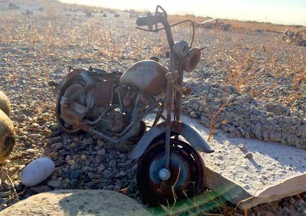 FOY Speedway Biker Memorial