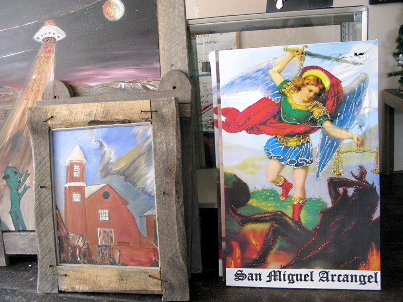 Medina Art Gallery at Chimayo