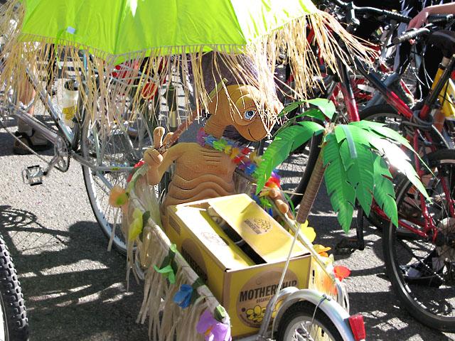 ET Rides home in 2010 New Belgium Tour de Fat