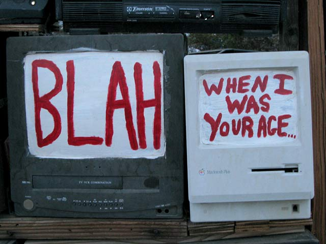 blah art east jesus slab city
