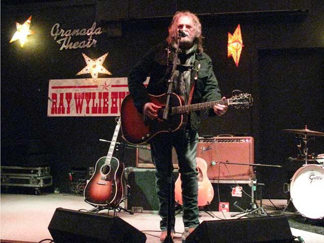 Ray Wylie Hubbard, Alpine TX