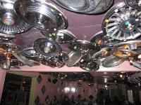Chuy's Hubcaps, Austin Texas