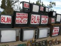Slab City East Jesus Art Kill Your Television