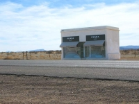 Prada Store Marfa Texas Highway 90