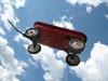 Magic Wagon in the Sky, Lake City Colorado