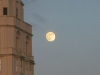 Moon over Alta Plaza Park, San Francisco
