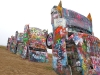 Cadillac Ranch Texas