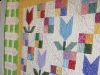 Handmade Quilt Top Stitching by Jeannie