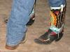 Maria de Guadalupe Cowboy Boots in Luckenbach