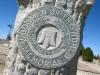 Annie Stillwell Woodsman Grave Marker Marathon, TX