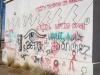 Prada Marfa Art Store Graffiti