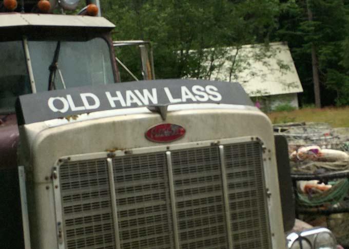 Hyder Trucker