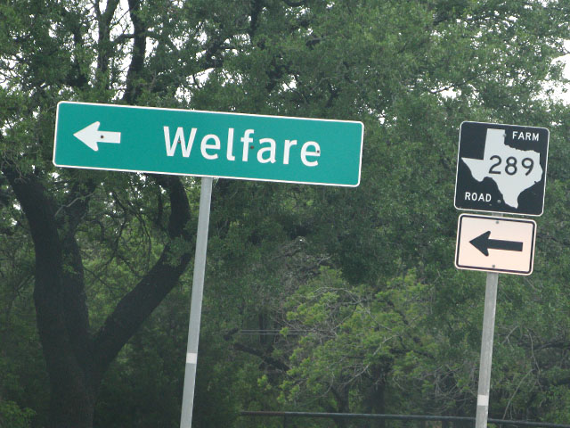 Welfare, Texas
