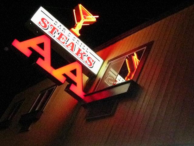 AA Lounge Bar and Grill Eureka CA