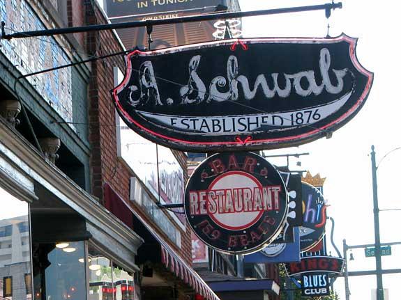Memphis, Tourist, Beal Street