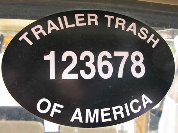 Escapees Trailer Trash