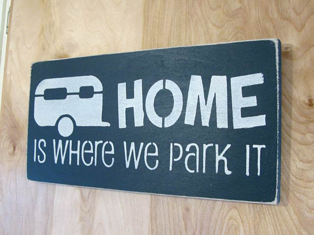 Home is Where You Park It, Drivin' n Vibin'