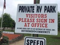Hondo, TX Escapees Park