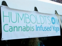 Cannifest 2017, Humboldt's OM Cannibis Yoga
