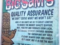 Big Sam's Fish House Virginia Beach
