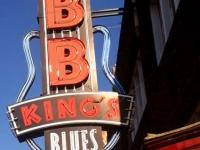 BB King's Blues Club Beale Street Nashville TN