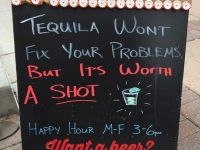 Tequila, Worth a Shot!