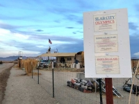 Slab City Compound