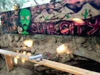 Camp Goonies, Slab City