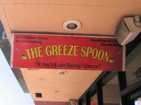 The Greeze Spoon in Lauderdale by the Sea