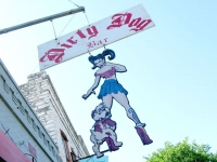 Dirty Dog Saloon Sixth Street Austin Texas