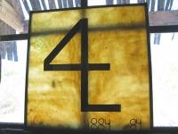 Stillwell Ranch Brand in Annie's Hall of Fame Window