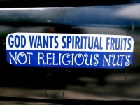 No Religious Nuts
