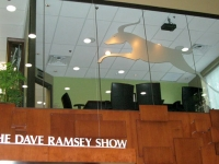 Giselle Intensity at Dave Ramsey Show Office