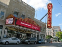 Orpheum Theater Beale Street Memphis, TN