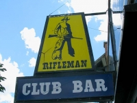 Rifleman Bar Rawlins, WY