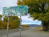 Extraterrestrial Highway near Rachel, NV