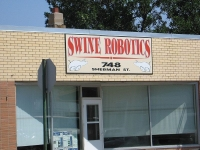 Swine Robotics? leola, SD