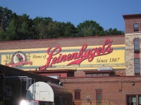 Leinenkugel's Brewery in Chippewa Falls, WI