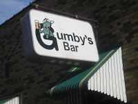 Gumby's Bar in Mondovi, WI