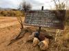 Congress Arizona Escapees Trails Sign